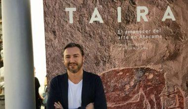 """Rodrigo Tisi sobre la nueva muestra del Museo Precolombino: """"No he trabajado en un proyecto como este en Chile"""""""