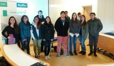Alumnos de Comercial de Viña participaron del Master Abierto en edificio de Postgrado