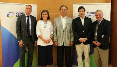 UAI firma convenio con la Clínica Las Condes