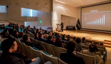 UAI celebró su 28° aniversario en el Campus Viña del Mar