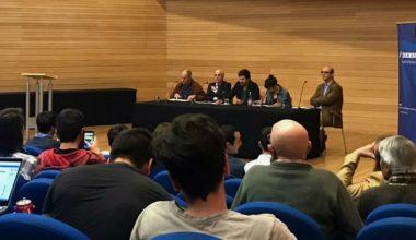 Derecho UAI celebró su día con debates y charlas