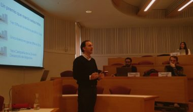 Expertos en Marketing compartieron su experiencia con alumnos del MBA IP