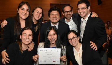 Alumnos de Derecho UAI disputaron la final del Concurso Jessup
