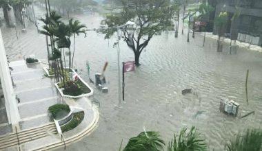 """Sobreviviendo a """"Irma"""": La experiencia del equipo de Adolfo Ibáñez School of Management con el huracán"""