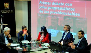 Jefes Programáticos de los Presidenciables delinean Chile