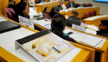 Alumnas que optaron por el MBA IP cuentan su experiencia en el programa