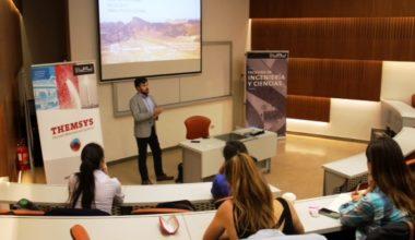 Asesor del Programa de Energía Solar de Corfo expuso en la UAI