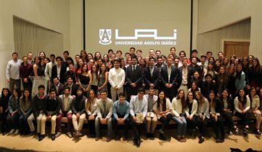 Nuevos Líderes Estudiantiles UAI