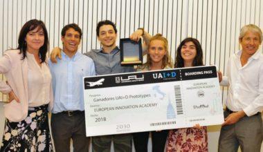 Concurso UAI+D Prototypes 2017: Gana proyecto que evita sobreexplotación de algas marinas