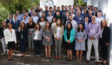 Executive MBA de la Escuela de Negocios recibe a sus alumnos con acento en la transformación