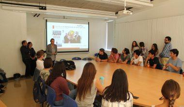 Escuela de Periodismo dio bienvenida a nuevos alumnos