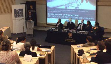 Derecho UAI analiza reforma a las facultades del SERNAC
