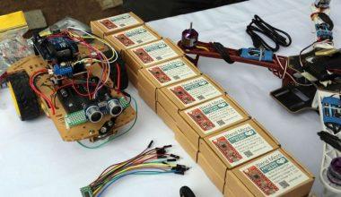 En Viña del Mar la UAI celebró el tradicional Arduino Day 2018