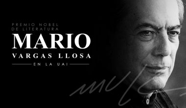 """Mario Vargas Llosa dictará la conferencia """"Artes Liberales, Literatura y Libertad"""""""
