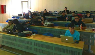 """En UAI Viña, se imparte primera versión del curso """"Programa R"""" para análisis de datos"""