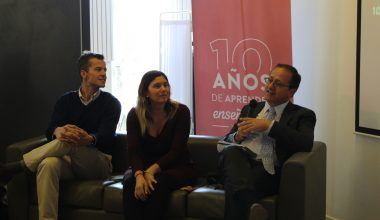 Comprometerse con la educación, es la invitación de Enseña Chile en la UAI
