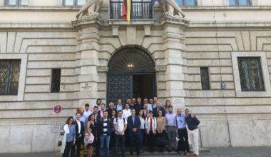 Alumnos del Magíster en Innovación UAI realizaron Seminario Internacional en Alemania
