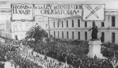 La historia, la sociología y las matemáticas se unen para explicar crisis educacional chilena de 1920