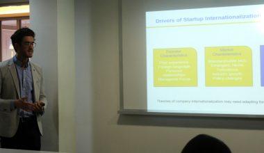 El rol de las redes de los centros de innovación en la internacionalización de los Start-Ups