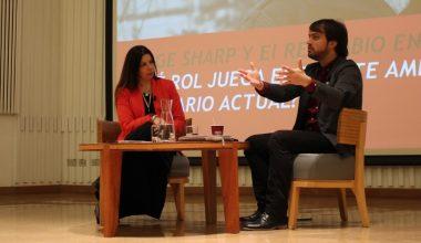 """Jorge Sharp: """"Antes que frenteamplista, yo soy alcalde de Valparaíso"""""""