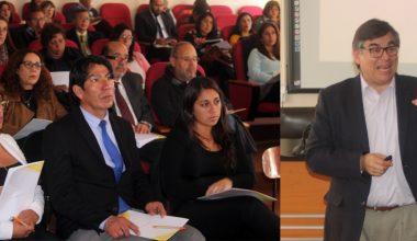Psicología UAI capacita colegios regionales