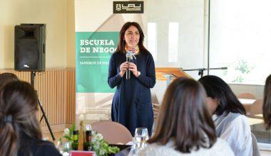 """Subsecretaria Carolina Cuevas: """"Las mujeres deben ser protagonistas de su desarrollo profesional"""""""