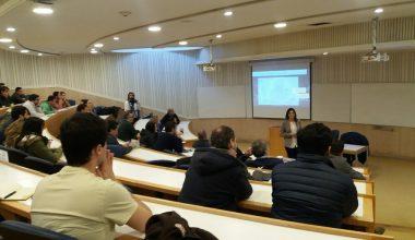 Claudia Marfin, Socia de Virtus Partners en Ciclo de Conversaciones MBA UAI