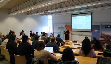 """UAI Viña, sede de """"Vitrina de Innovación"""" que reunió a Startups, privados y académicos"""