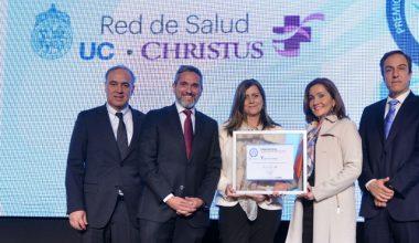 Gasco y Red de Salud UC Christus: Mejor de los Mejores en Premio ProCalidad a la Excelencia 2018