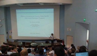 Tito Homem-De-Mello fue Keynote Speaker en principal conferencia sobre Optimizaciónen Francia