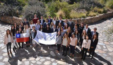Una Escuela de Negocios Global: 38 alumnos de 15 nacionalidades son parte del programa CEMS MIM