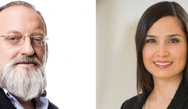 Profesores Bracey Wilson y Diana Mesa invitados como jurados a Premios Effie Chile