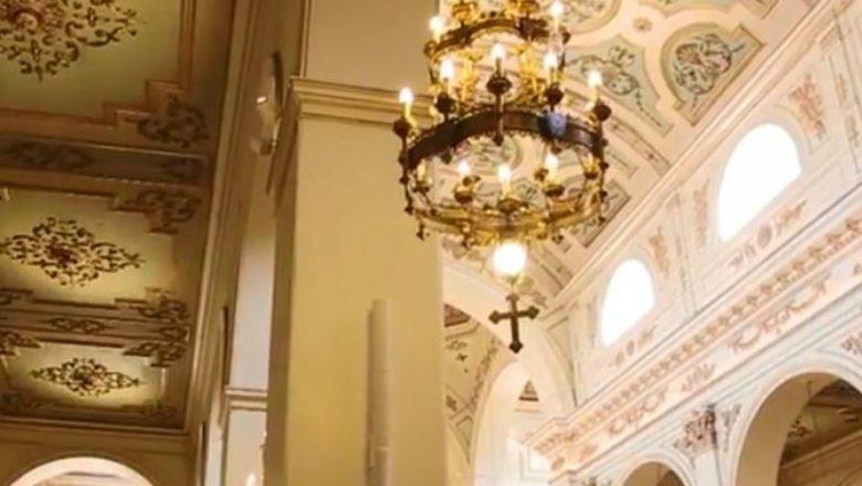 Centro de Estudios del Patrimonio da testimonio de restauración de Iglesia de San Ignacio
