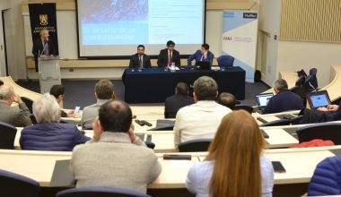 Panel sobre los desafíos de la ciberseguridad reúne en la UAI a expertos del sector público y privado