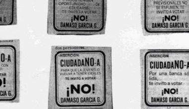 """La historia del """"Ciudada-NO"""", el hombre que pagó pequeños insertos en los diarios para apoyar al """"No"""" en el plebiscito"""