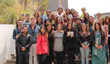 Nueva decana de Comunicaciones y Periodismo conversó sobre los desafíos de la profesión con los alumnos de Viña