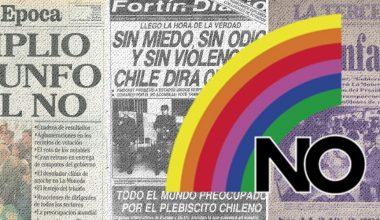 Artículos Especiales junto a La Tercera por los 30 años del Plebiscito de 1988