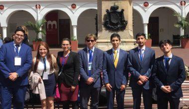 Equipo de la Facultad de Derecho obtuvo el 5° lugar a la mejor memoria de la parte demandada en XI versión de la Competencia Internacional de Arbitraje
