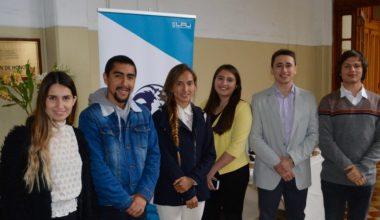 Alumnos UAI participan en I Congreso de Estudiantes de Derecho de la V Región