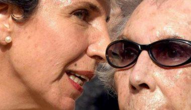 La trastienda del regreso de Hortensia Bussi de Allende a Chile en la víspera del plebiscito