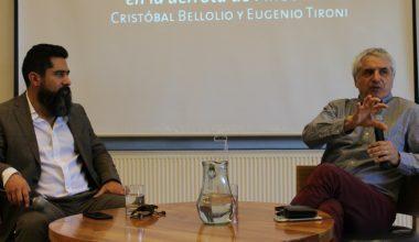 El triunfo del NO bajo la mirada de Eugenio Tironi