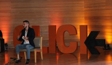 Alumnos de Negocios destacan con CLICK: Quinta versión de las charlas se desarrollaron en Peñalolén