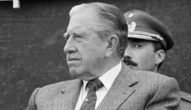 Documentos desclasificados en EE.UU.: los planes de Augusto Pinochet para abortar el plebiscito