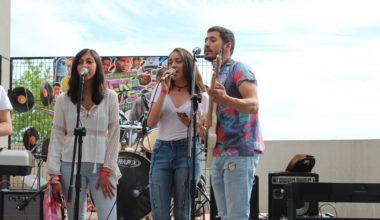 La década de los 80´ se toma el Festival Estudiantil