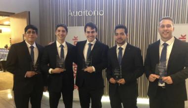 """UAI representa a Chile en la final regional del """"CFA Institute Research Challenge"""" en Nueva York"""