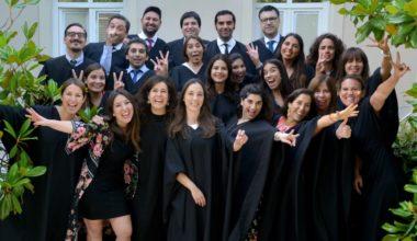 Graduación Magíster en Comunicación Estratégica 2018