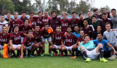 Histórico triunfo: Selección masculina de fútbol campeón de ODESUP 2018