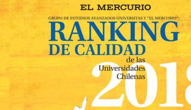 UAI registra mayor avance en Ranking de Calidad de las Universidades Chilenas 2018