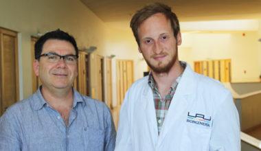 Alumno de Bioingeniería gana beca en laboratorio EMPA en Suiza