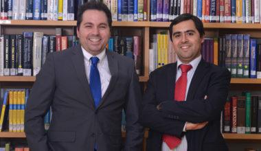 Profesores Nicolás Martínez y Gabriel Valenzuela se integran al área de finanzas de la Escuela de Negocios UAI